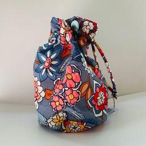 Vera Bradley Tropical Evening Ditty Bag